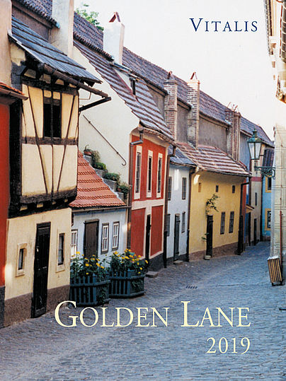 Minikalendář Golden Lane 2019