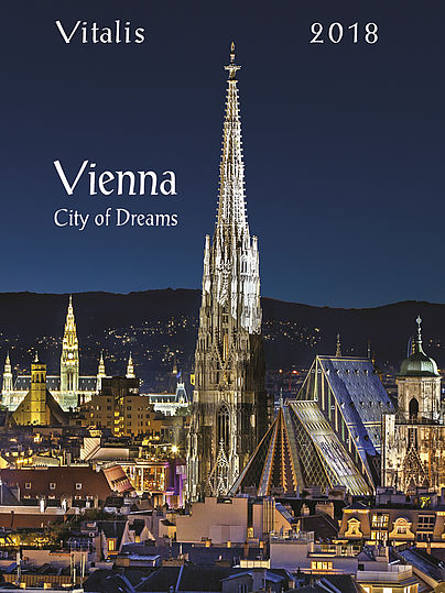 Minikalender Vienna City of Dreams 2018