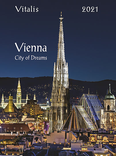 Minikalendář Vienna City of Dreams 2021
