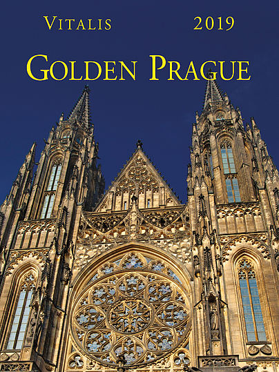 Minikalendář Golden Prague 2019