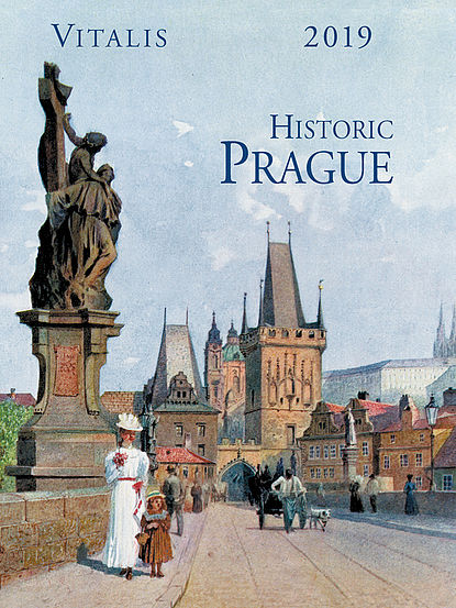 Minikalender Historic Prague 2019