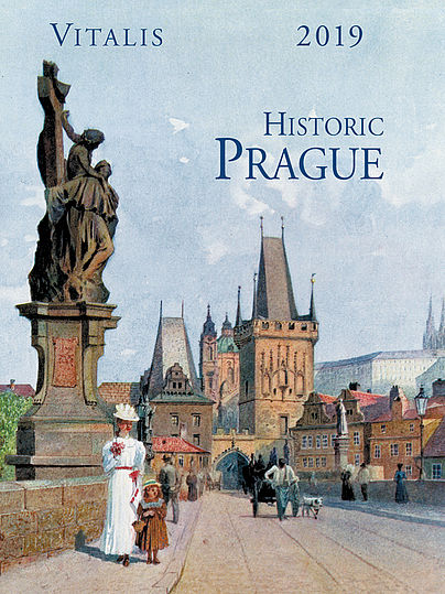 Minikalendář Historic Prague 2019