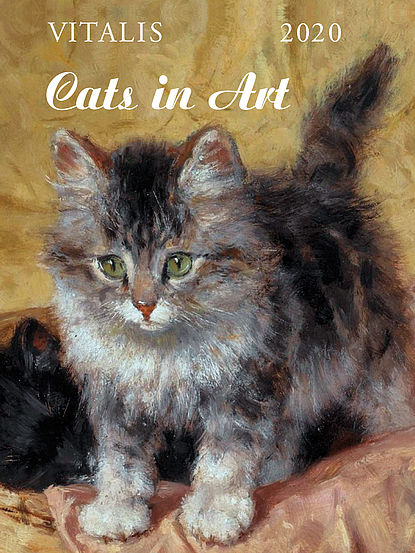 Minikalender Cats in Art 2020