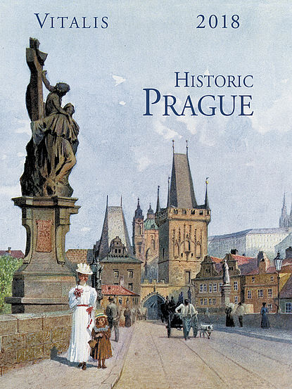 Minikalender Historic Prague 2018