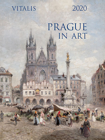 Minikalendář Prague in Art 2020