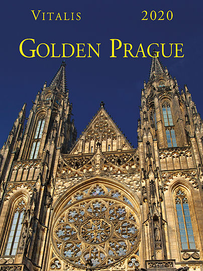 Minikalendář Golden Prague 2020