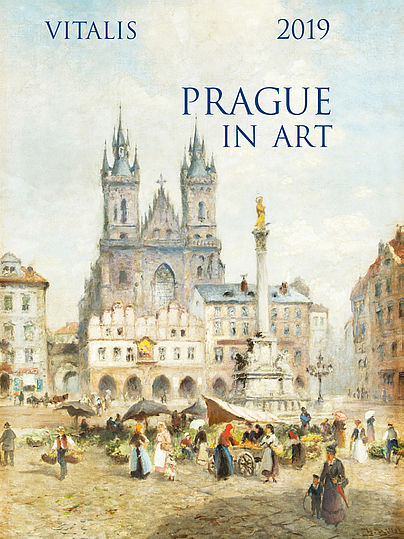 Minikalendář Prague in Art 2019