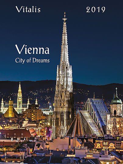 Minikalendář Vienna City of Dreams 2019