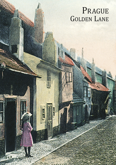 Magnet Golden Lane in 1910