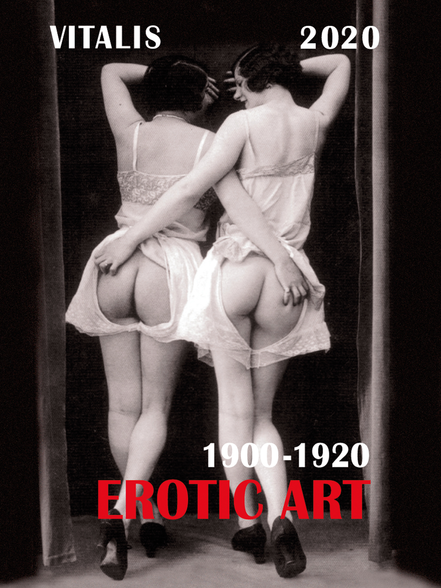 Minikalendář Erotic Art 2020
