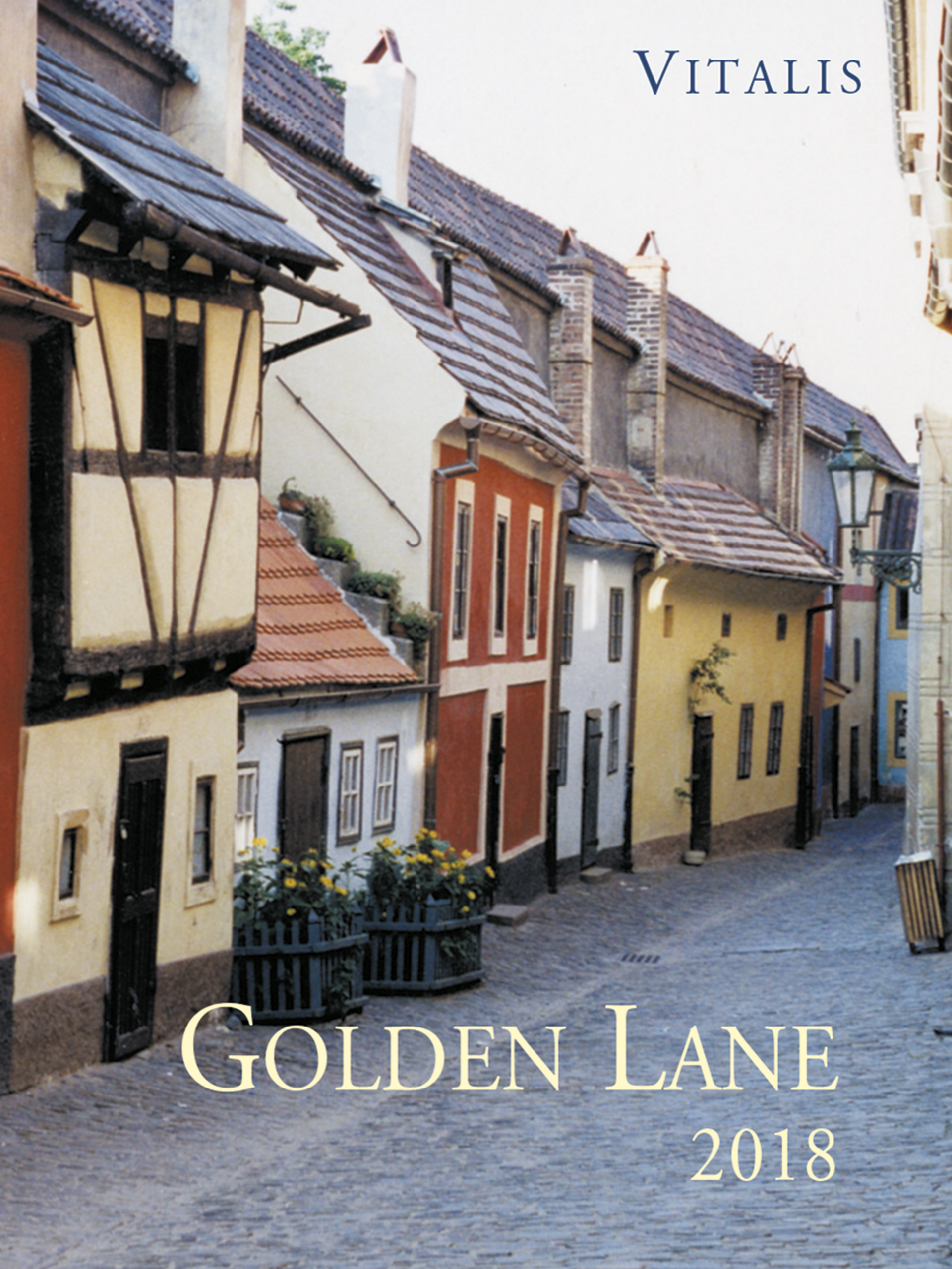 Minikalender Golden Lane 2018