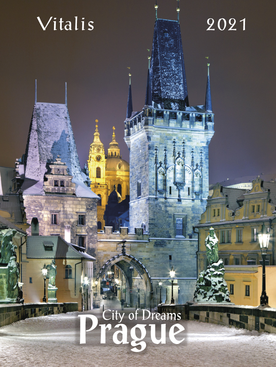 Minikalender Prague City of Dreams 2021