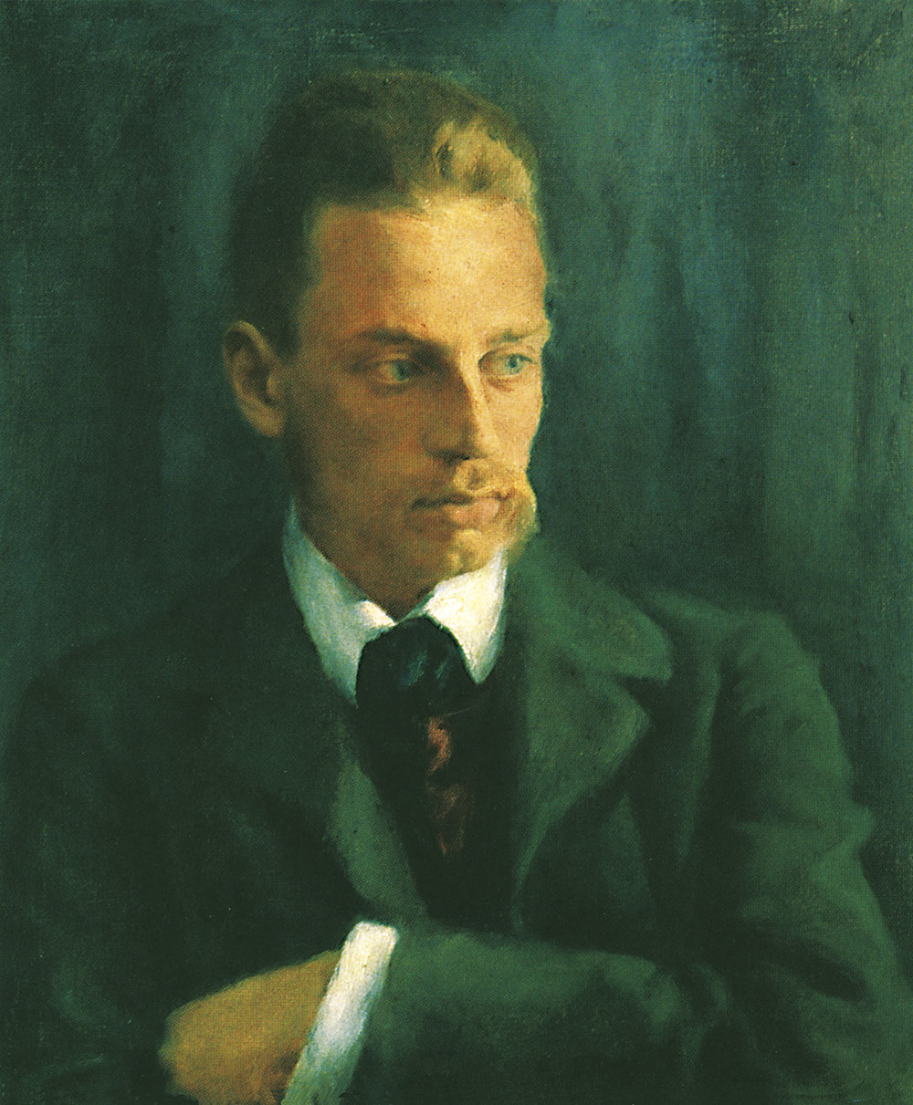 Rilke, Rainer Maria – Das Genie | Vitalis